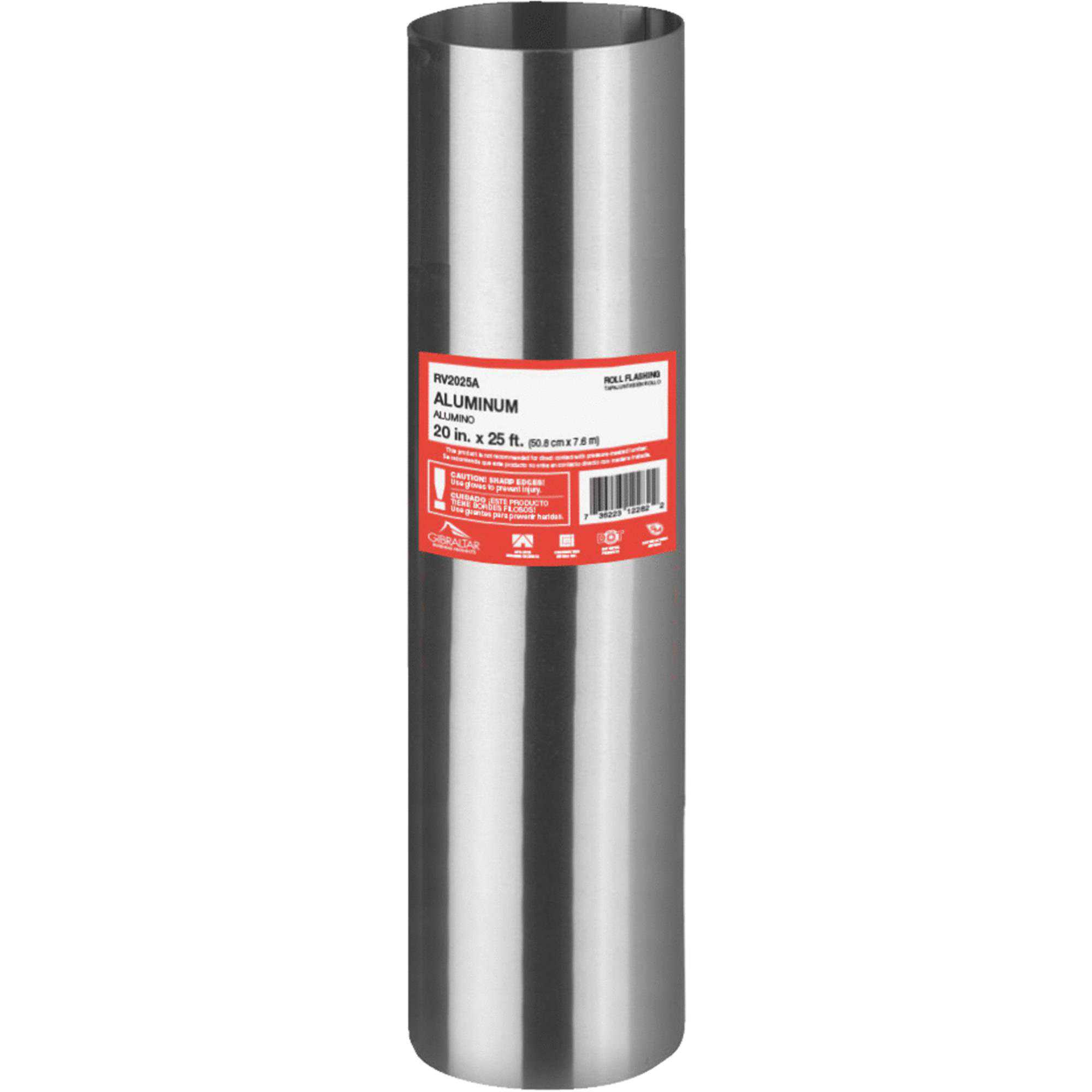 Norwesco Aluminum Roll Valley Flashing
